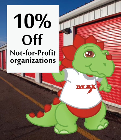 maxim storage discount